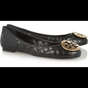 Tory Burch quinn quilted flats